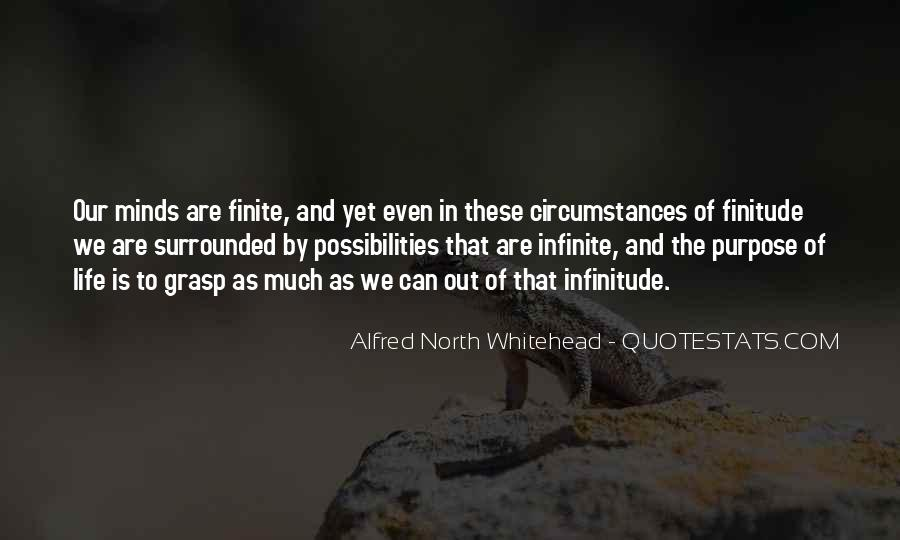 Alfred North Whitehead Sayings #271666