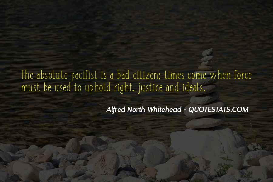 Alfred North Whitehead Sayings #339151