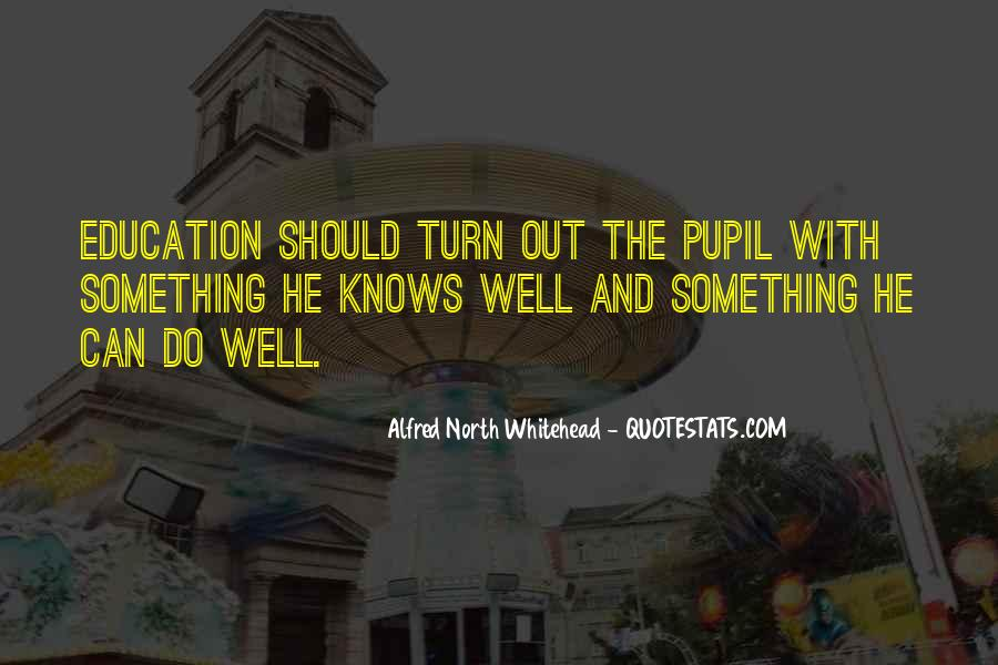 Alfred North Whitehead Sayings #366255