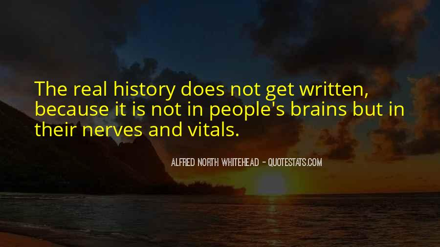 Alfred North Whitehead Sayings #38269