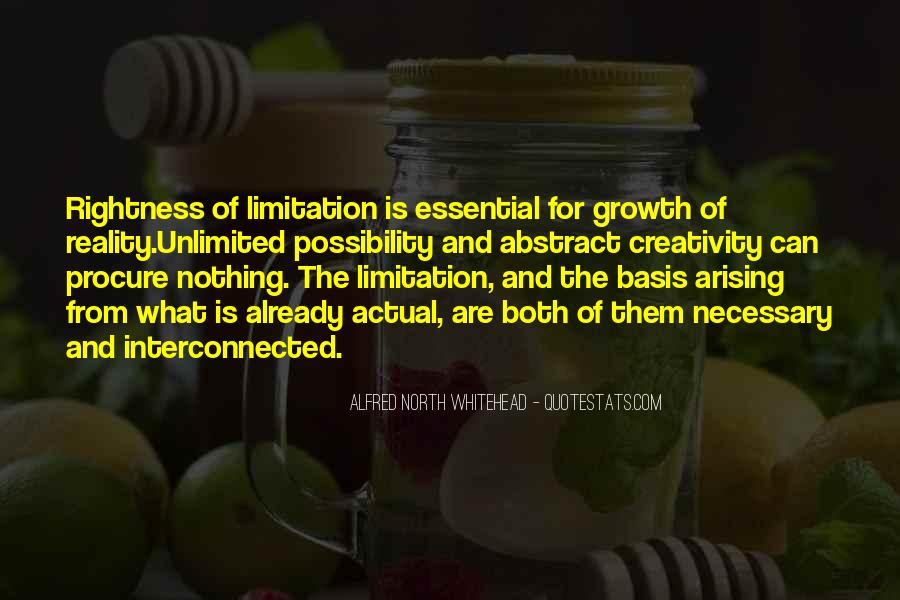 Alfred North Whitehead Sayings #397065