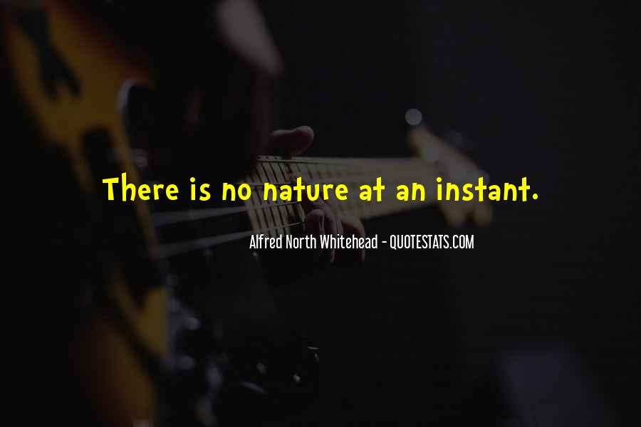 Alfred North Whitehead Sayings #456523