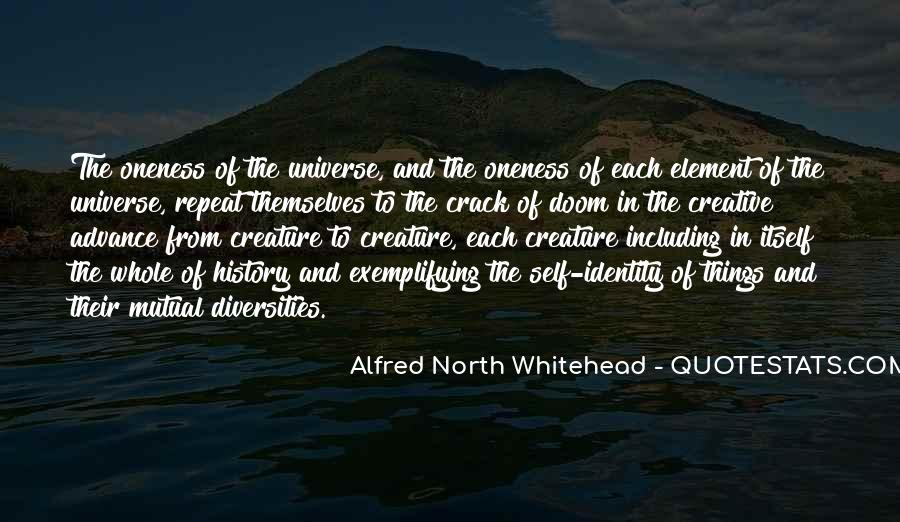 Alfred North Whitehead Sayings #475512