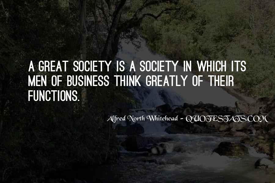 Alfred North Whitehead Sayings #514088