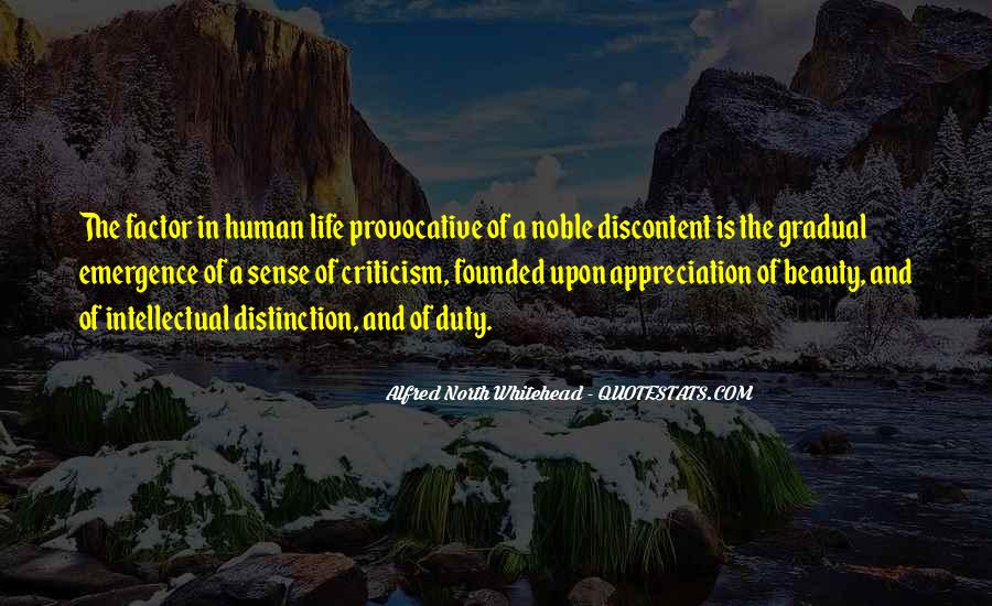 Alfred North Whitehead Sayings #555373