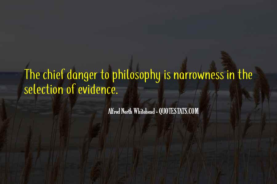 Alfred North Whitehead Sayings #599679