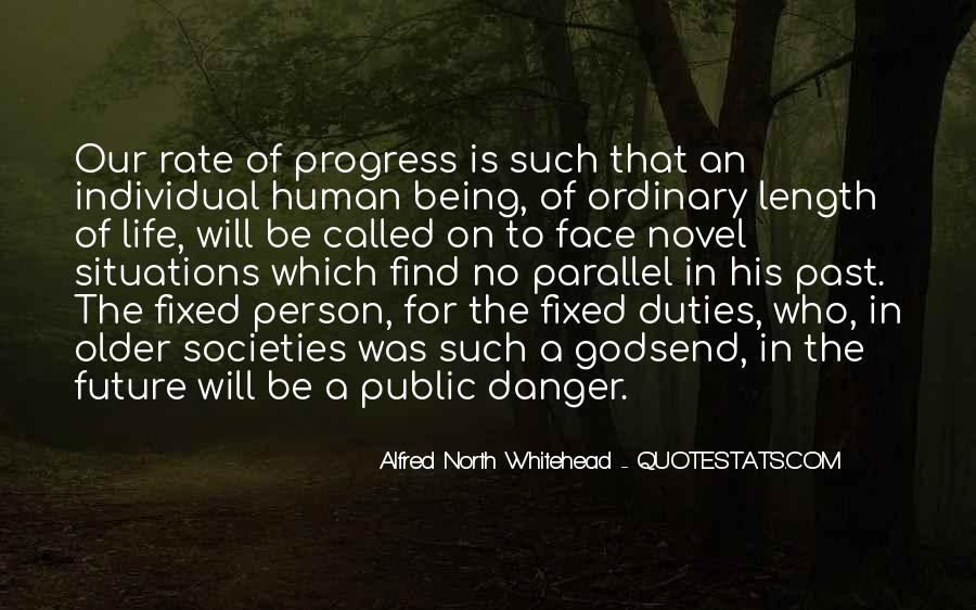 Alfred North Whitehead Sayings #606672