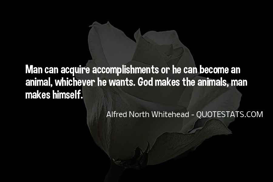 Alfred North Whitehead Sayings #628368