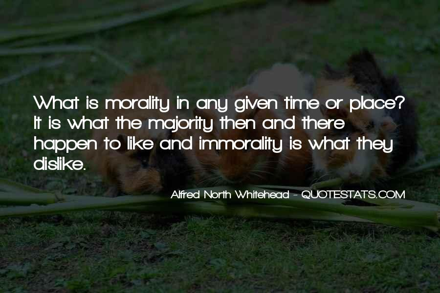 Alfred North Whitehead Sayings #660932