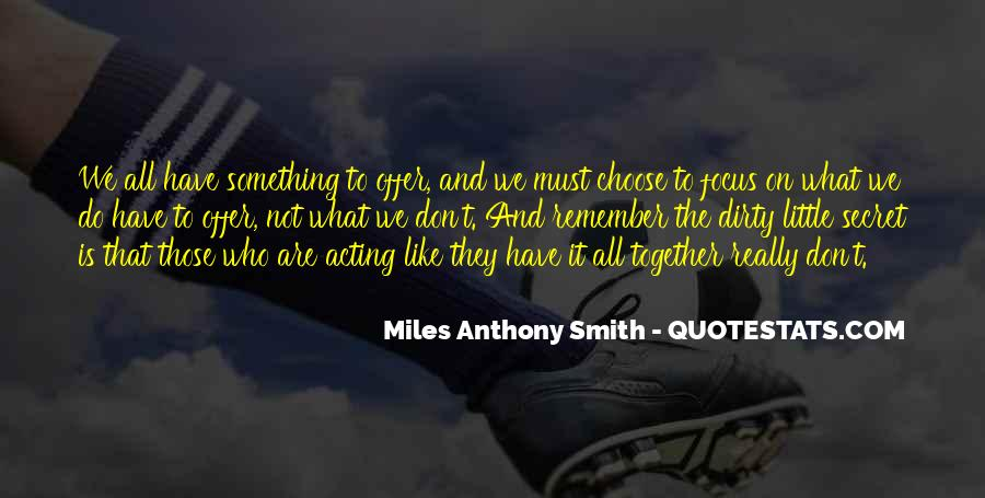 Will Smith Inspirational Sayings #761104