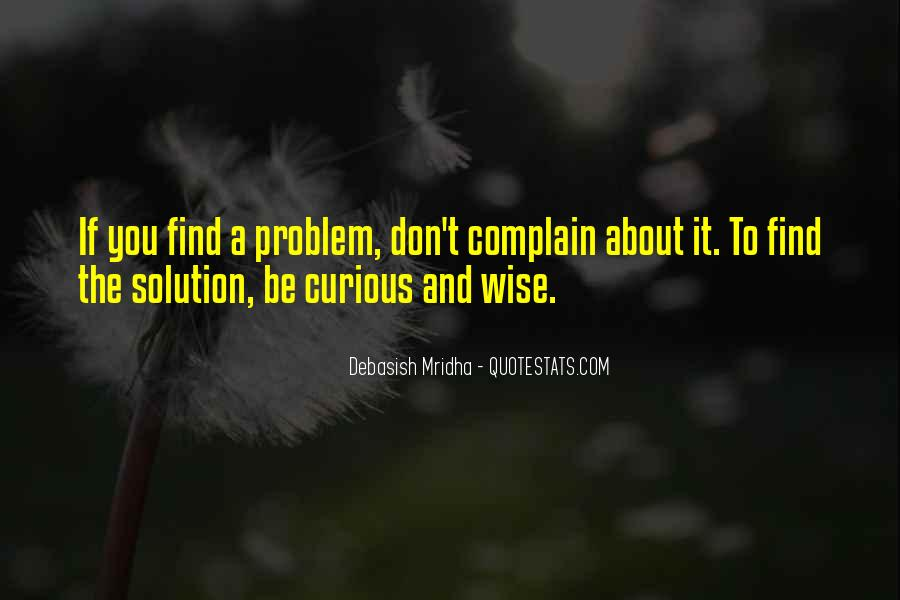 Wise Quotes And Sayings #642332