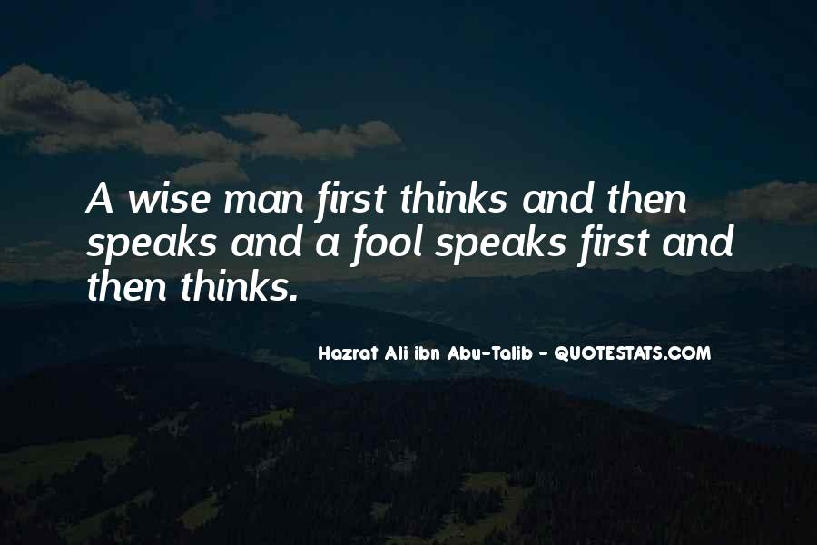 Wise Quotes And Sayings #661851