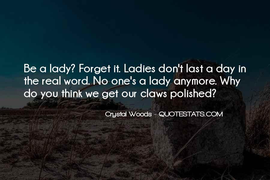 Woods Quotes Sayings #1374042