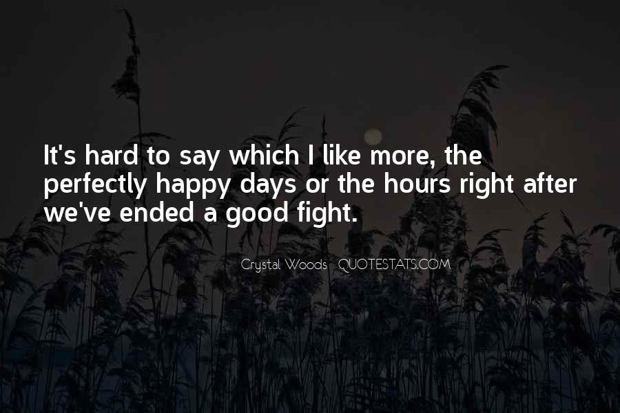 Woods Quotes Sayings #1501596