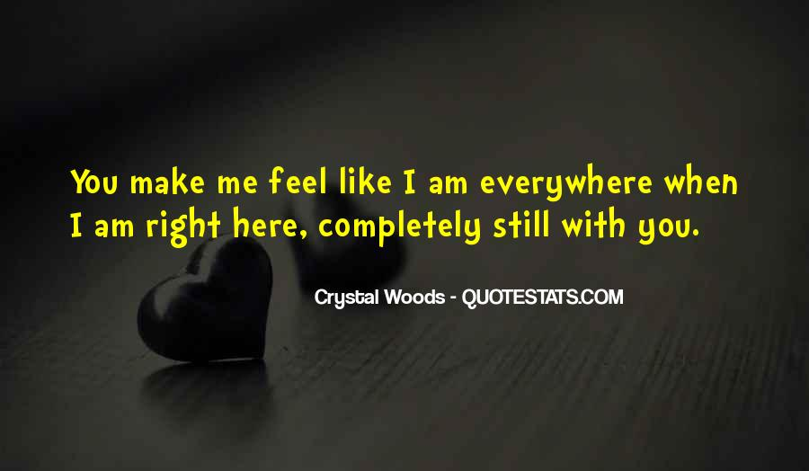 Woods Quotes Sayings #167427