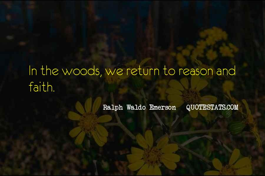 Woods Quotes Sayings #346475