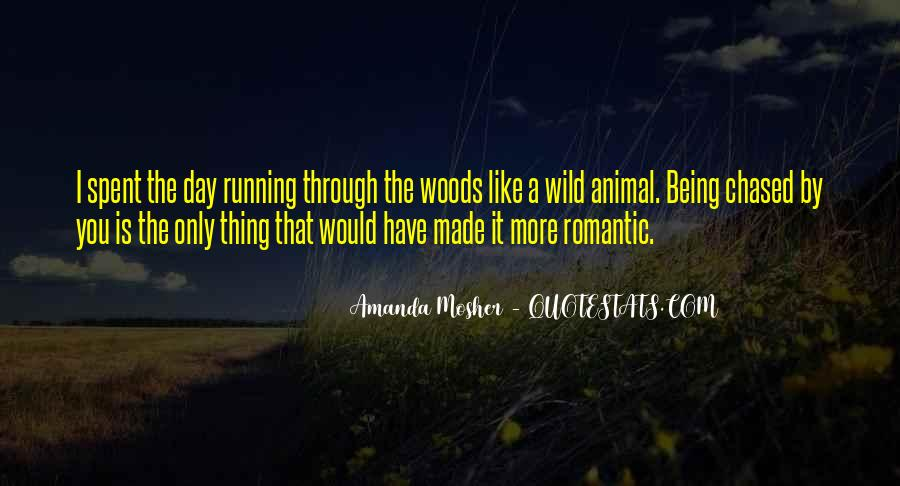 Woods Quotes Sayings #859749