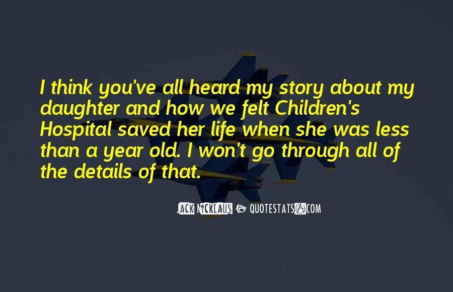 3 Year Old Sayings #497