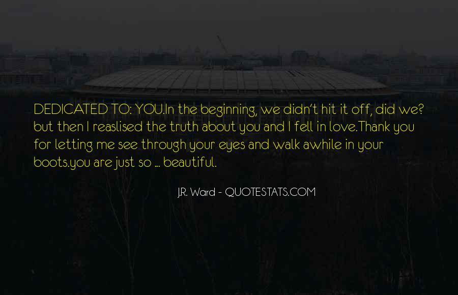 You So Beautiful Sayings #169733