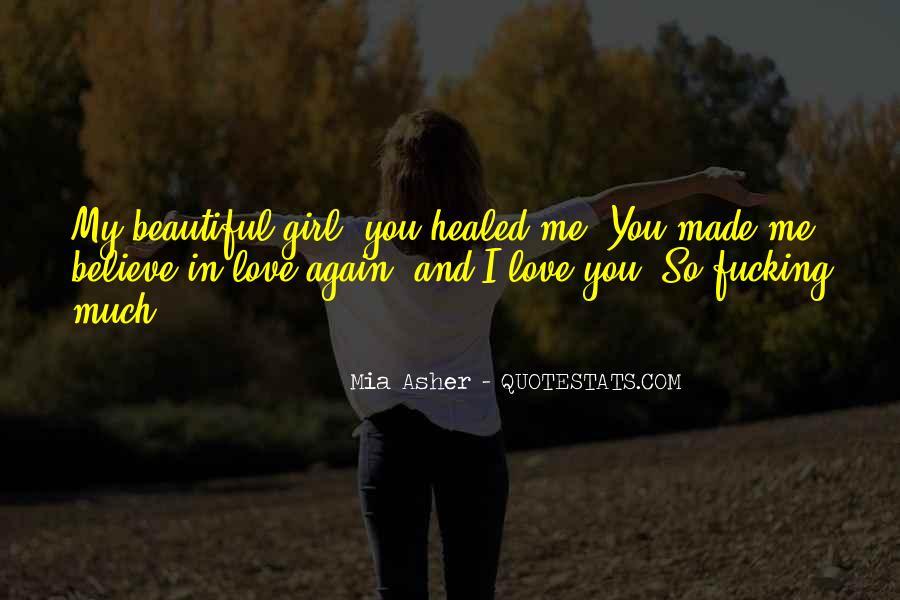 You So Beautiful Sayings #205519