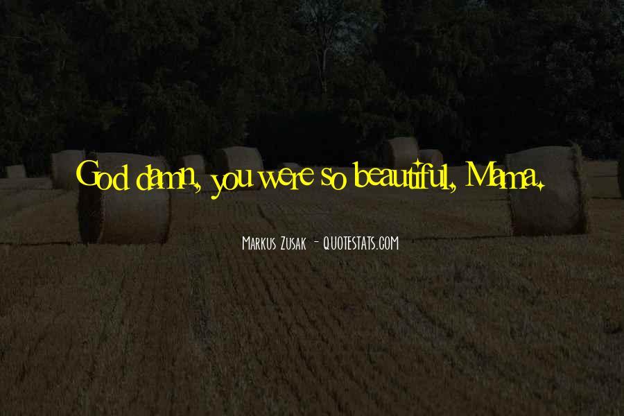 You So Beautiful Sayings #208407