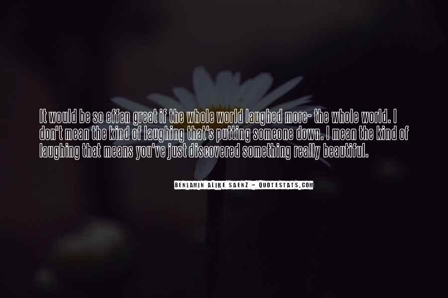 You So Beautiful Sayings #255422