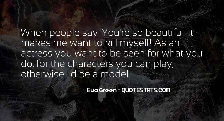 You So Beautiful Sayings #28234