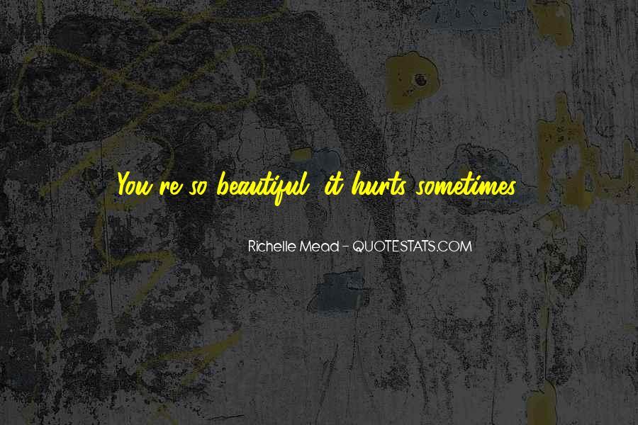 You So Beautiful Sayings #83715