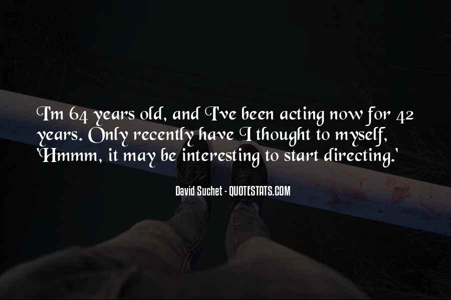 42 Years Old Sayings #1189951