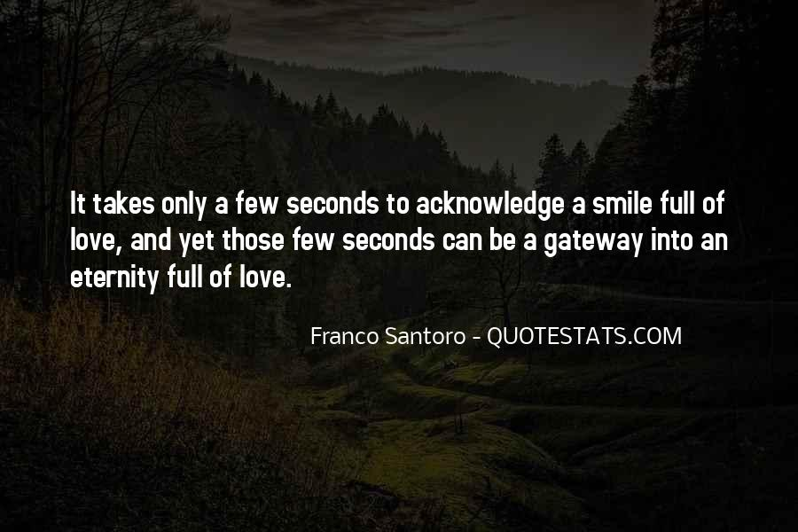 Acknowledge Quotes And Sayings #184529