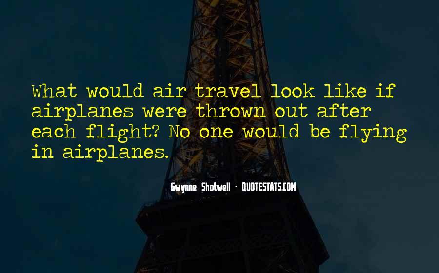 Airplane Flying Sayings #1337628