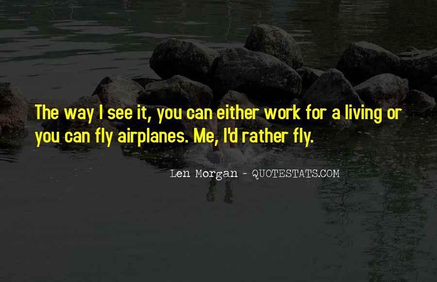 Airplane Flying Sayings #1578082