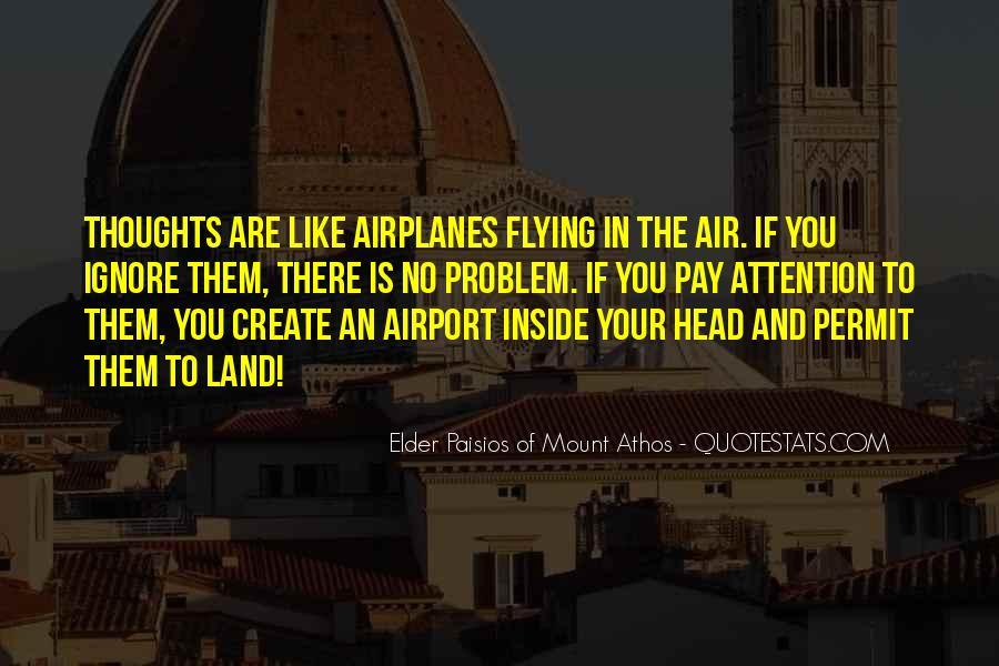Airplane Flying Sayings #1855874
