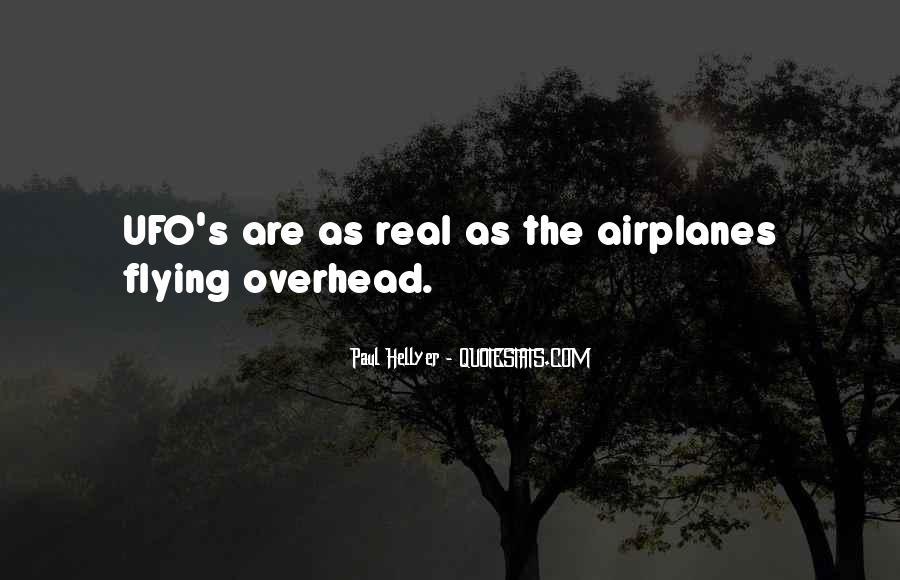Airplane Flying Sayings #247093