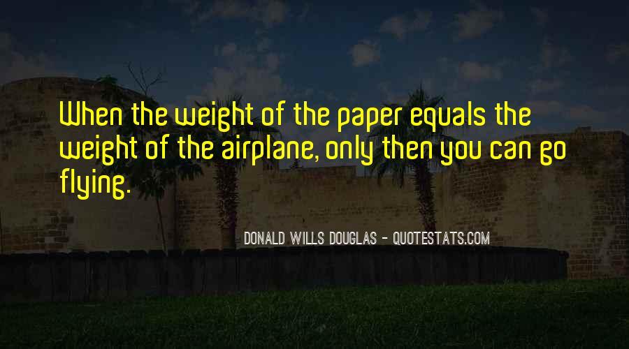 Airplane Flying Sayings #427426