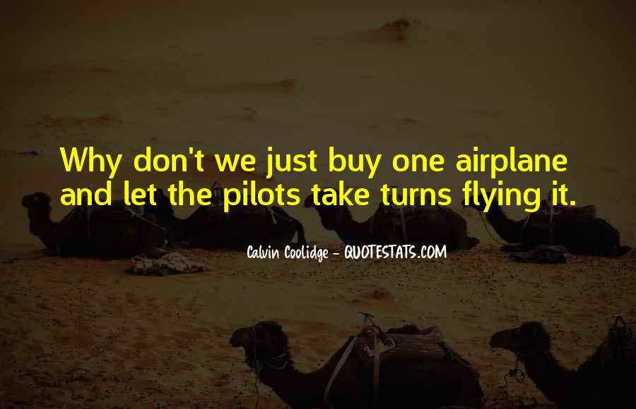 Airplane Flying Sayings #456438