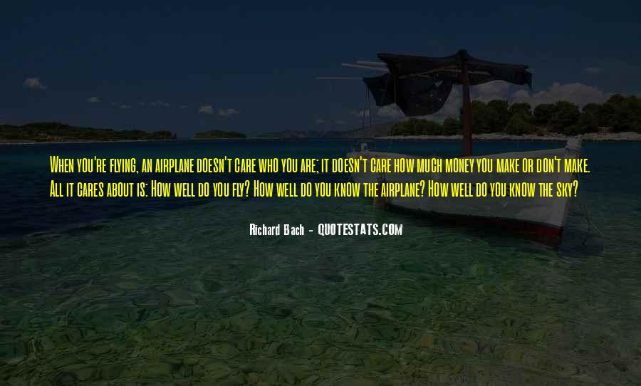 Airplane Flying Sayings #547470