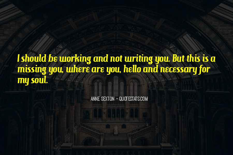 Anne Sexton Quotes Sayings #1292300