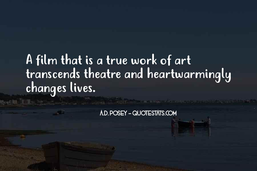 Art Quotes And Sayings #1393576