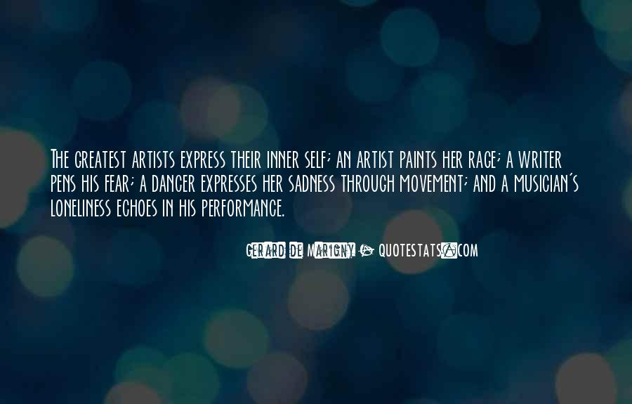 Art Quotes And Sayings #1496414