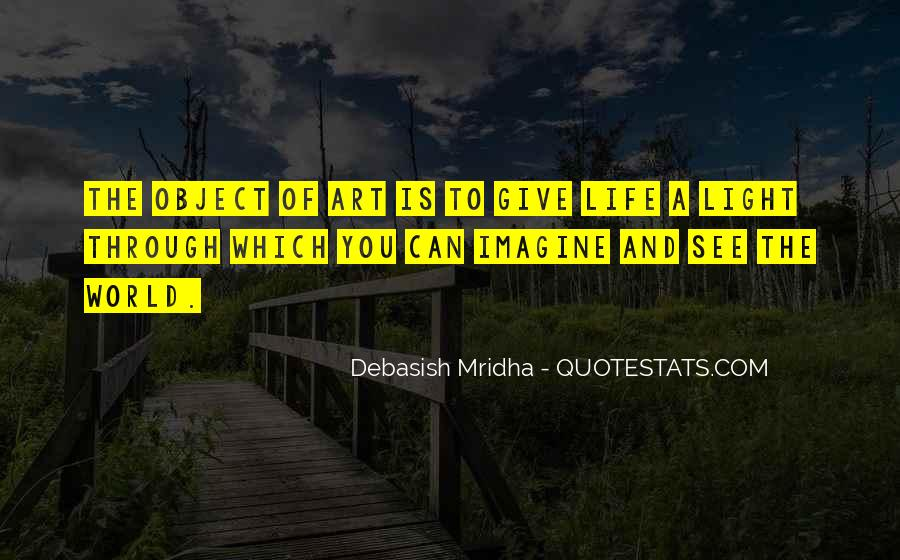 Art Quotes And Sayings #1603767