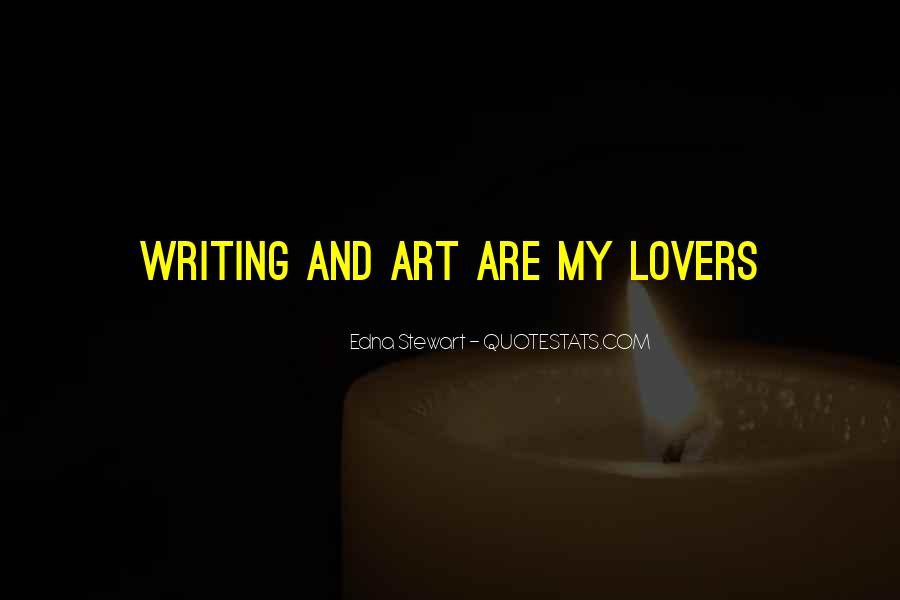 Art Quotes And Sayings #447495