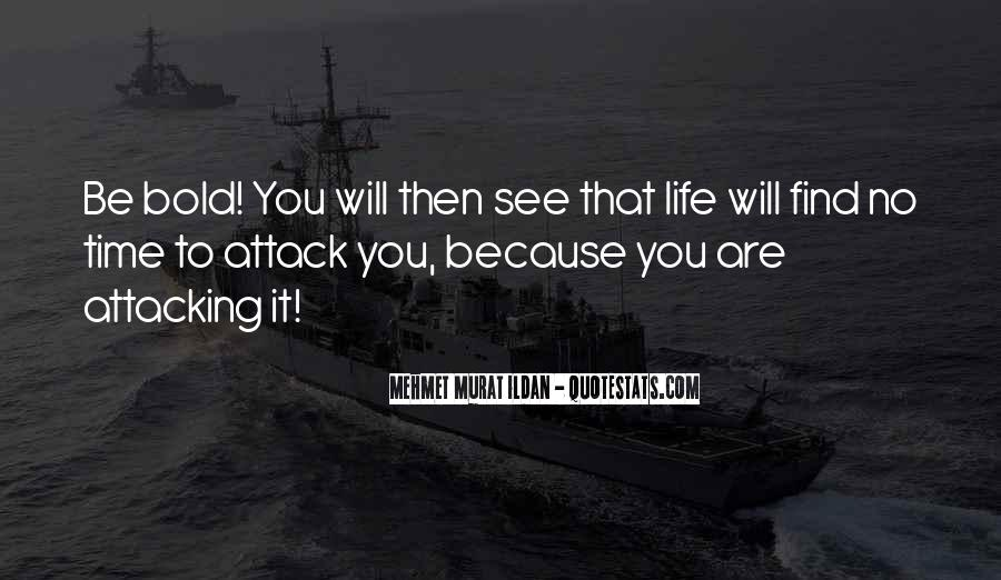 Attacking Quotes Sayings #1863035