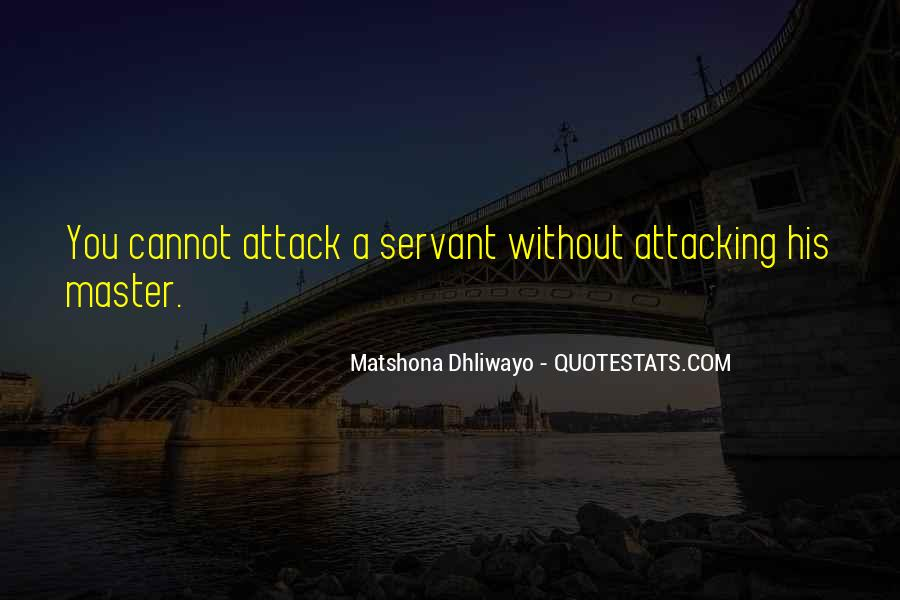 Attacking Quotes Sayings #413860