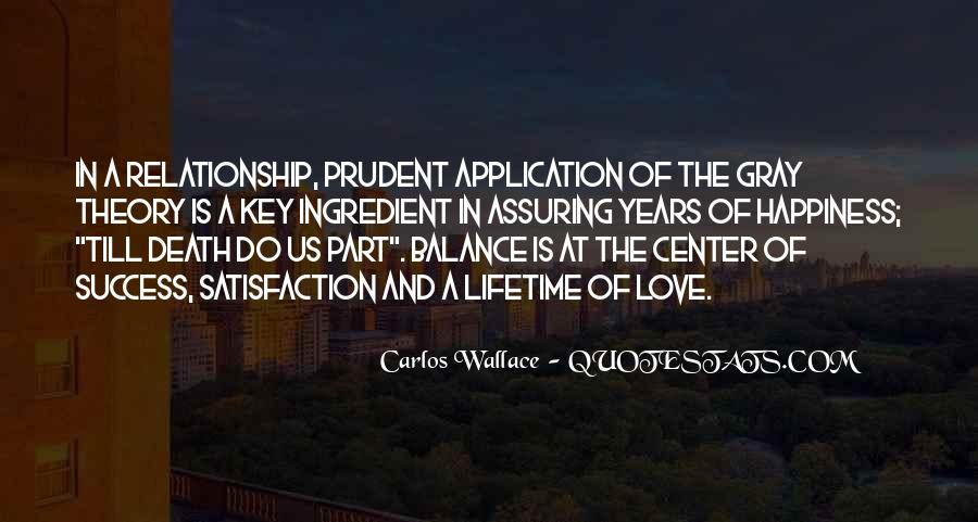 Balance Quotes And Sayings #1405933
