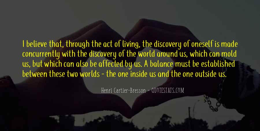Balance Quotes And Sayings #217964