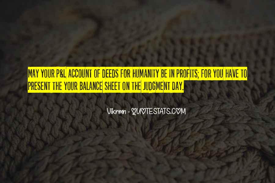 Balance Quotes And Sayings #619584