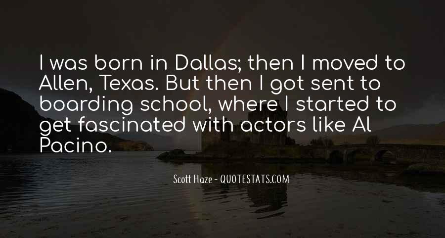 Texas Born Sayings #1330420