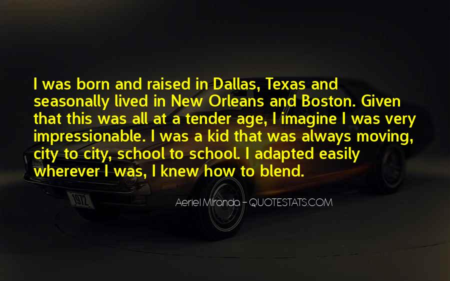Texas Born Sayings #1354981