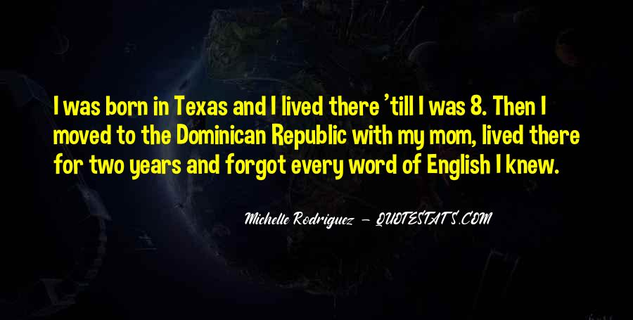 Texas Born Sayings #1665141